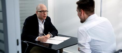 Arbeitsvermittlung Kandidat Luzern