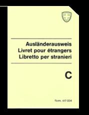Ausweis Niederlassungsbewilligung